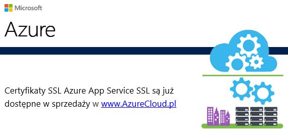 Azure App Service SSL Certificates