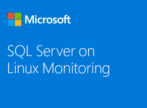 sql server linux monitoring