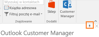 aplikacja outlook customer manager nr2